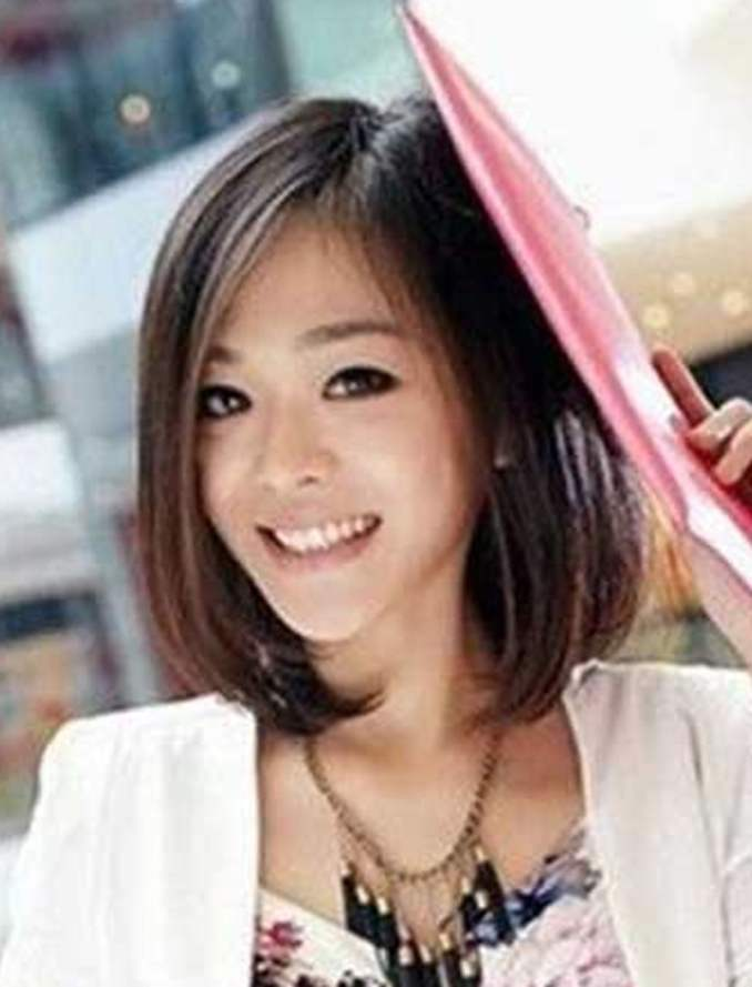 Image Result For Asian Female Short Hairstyles