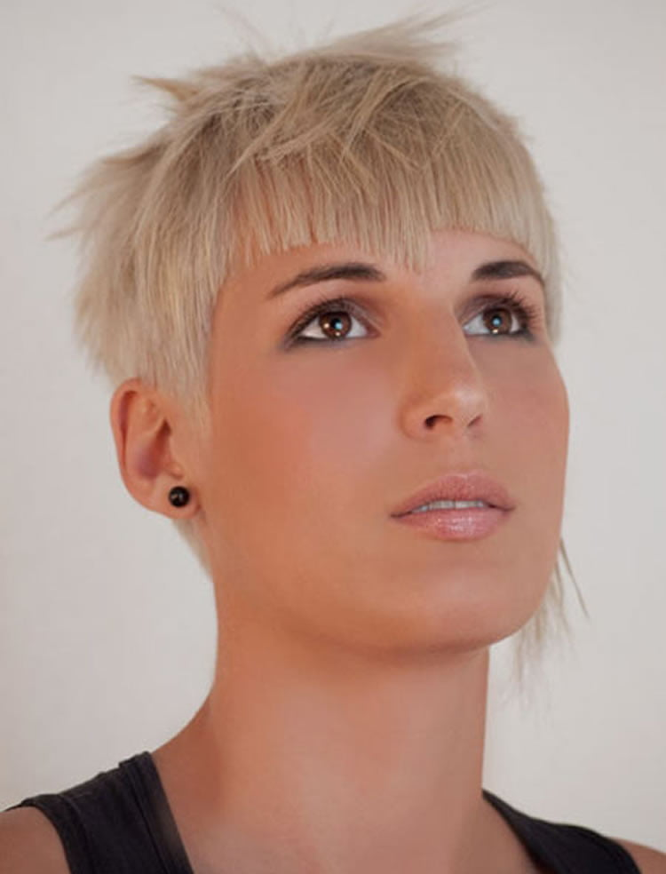 Trendy Short Pixie Haircuts For Women 2018 2019 Page 5