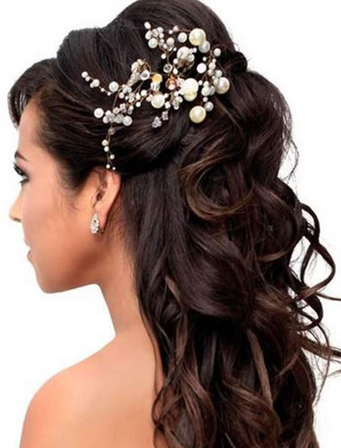 Image Result For Ided Hairstyles For Long Hair Wedding