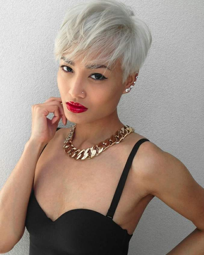 Image Result For Short Hairstyles Asian Women