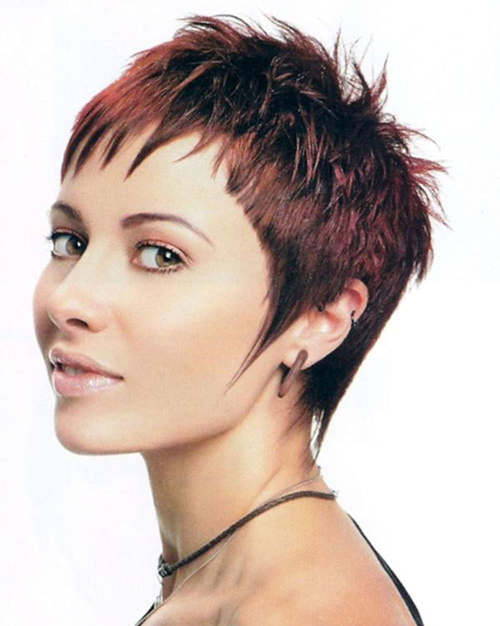 Spiky Hairstyles 2018 Ladies Which Short Hair Style