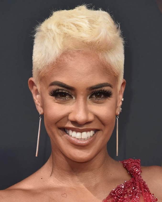 Image Result For Short Black Haircuts For Round Faces