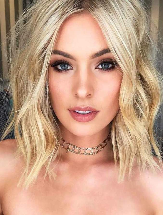 Image Result For Long Bob Hairstyle Images