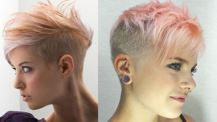 Undercut Pixie Hairstyles To Reflect Your Character For