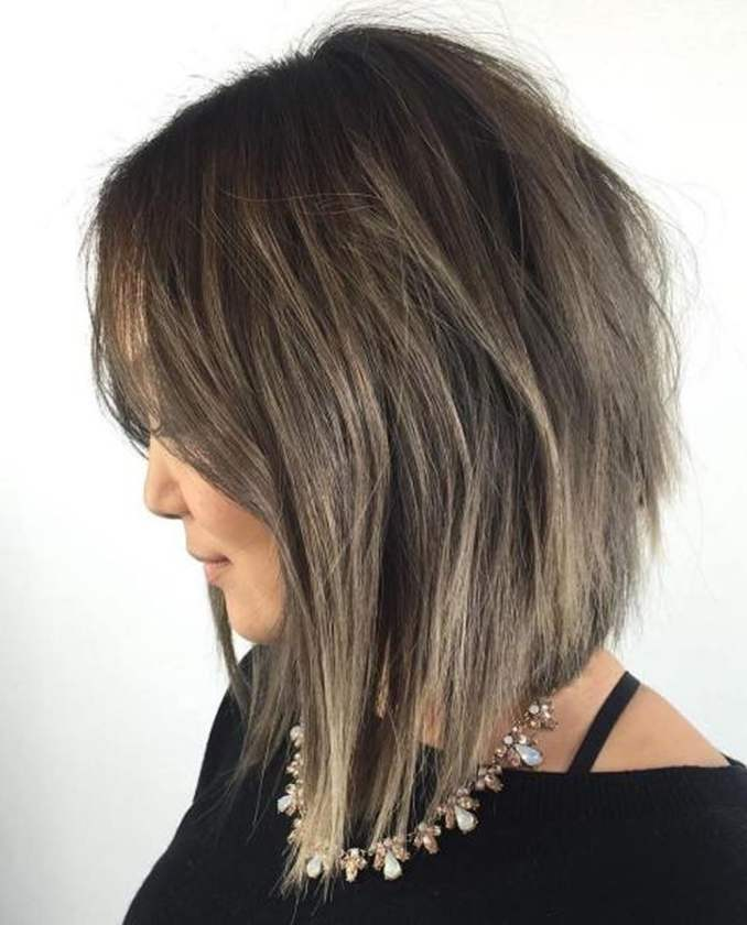 Image Result For Long Hairstyles With Bangs For Fine Hair