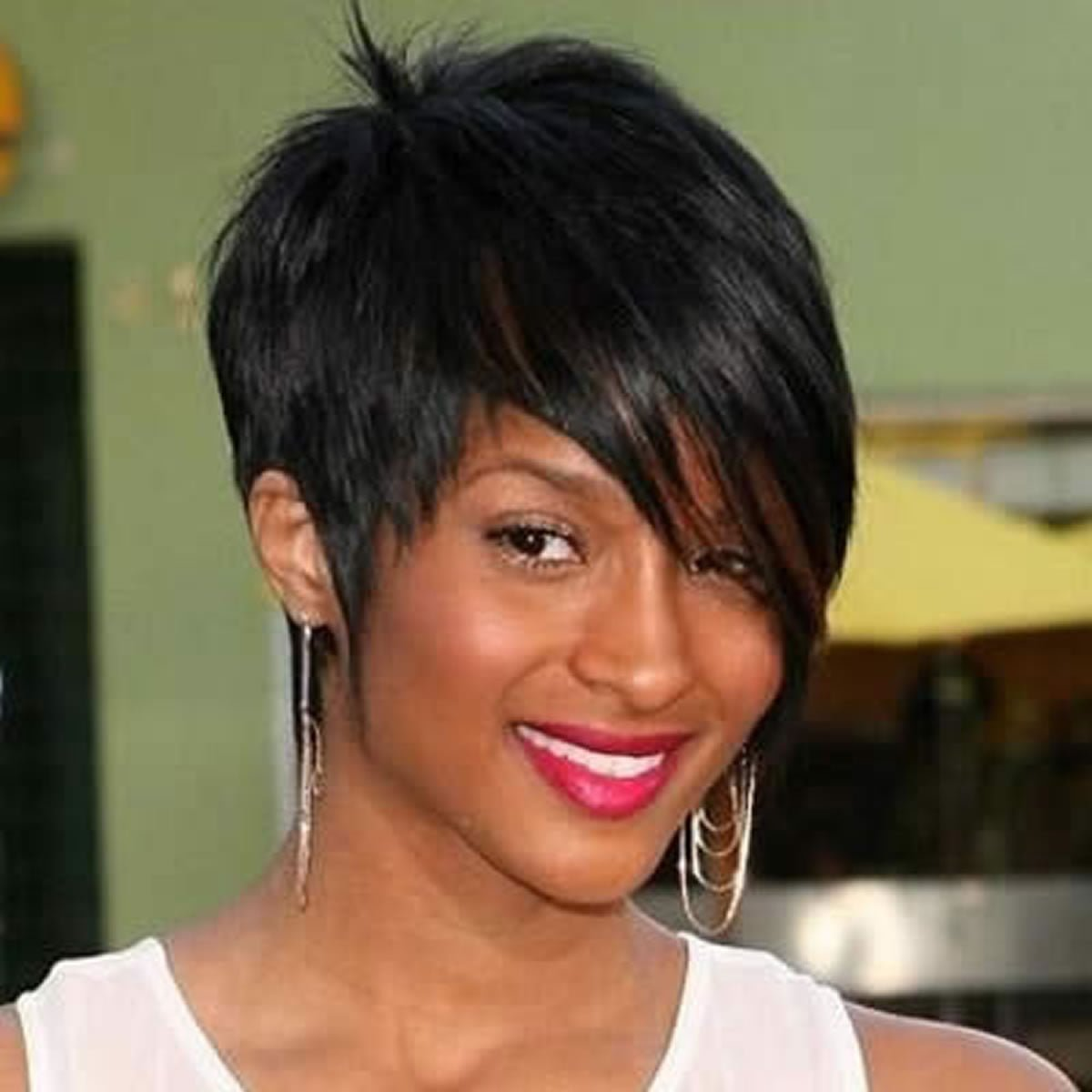 Very Short Pixie Haircut 2019 For Black Women HAIRSTYLES