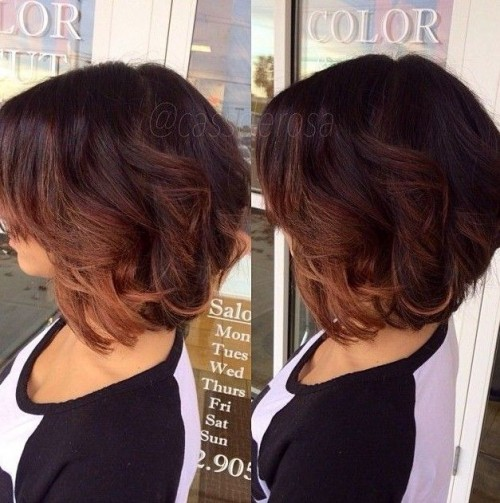 40 Short Ombre Hair Ideas Hairstyles Update