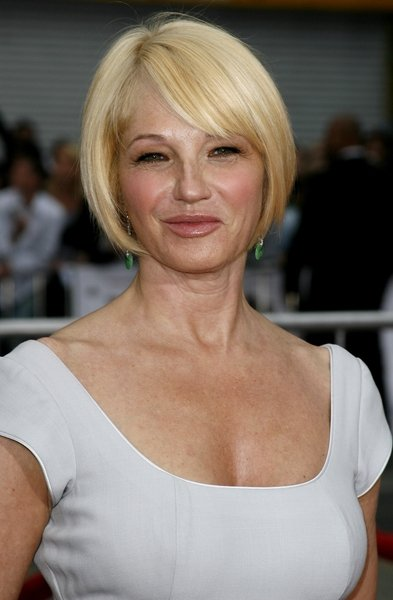 Ellen Barkin Photo Gallery