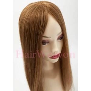 Topper Hair Piece | Comb And Clip Design | Custom Colour | Custom Length