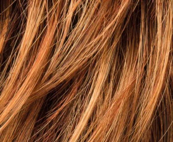 Safran Red Wig colour by Ellen Wille