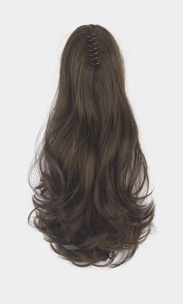 Brandy ponytail hair piece