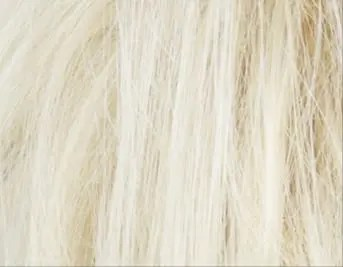 Platin Blonde Mix Wig Colour