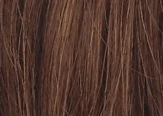 Chocolate Brown Wig colour for Kids by Ellen Wille
