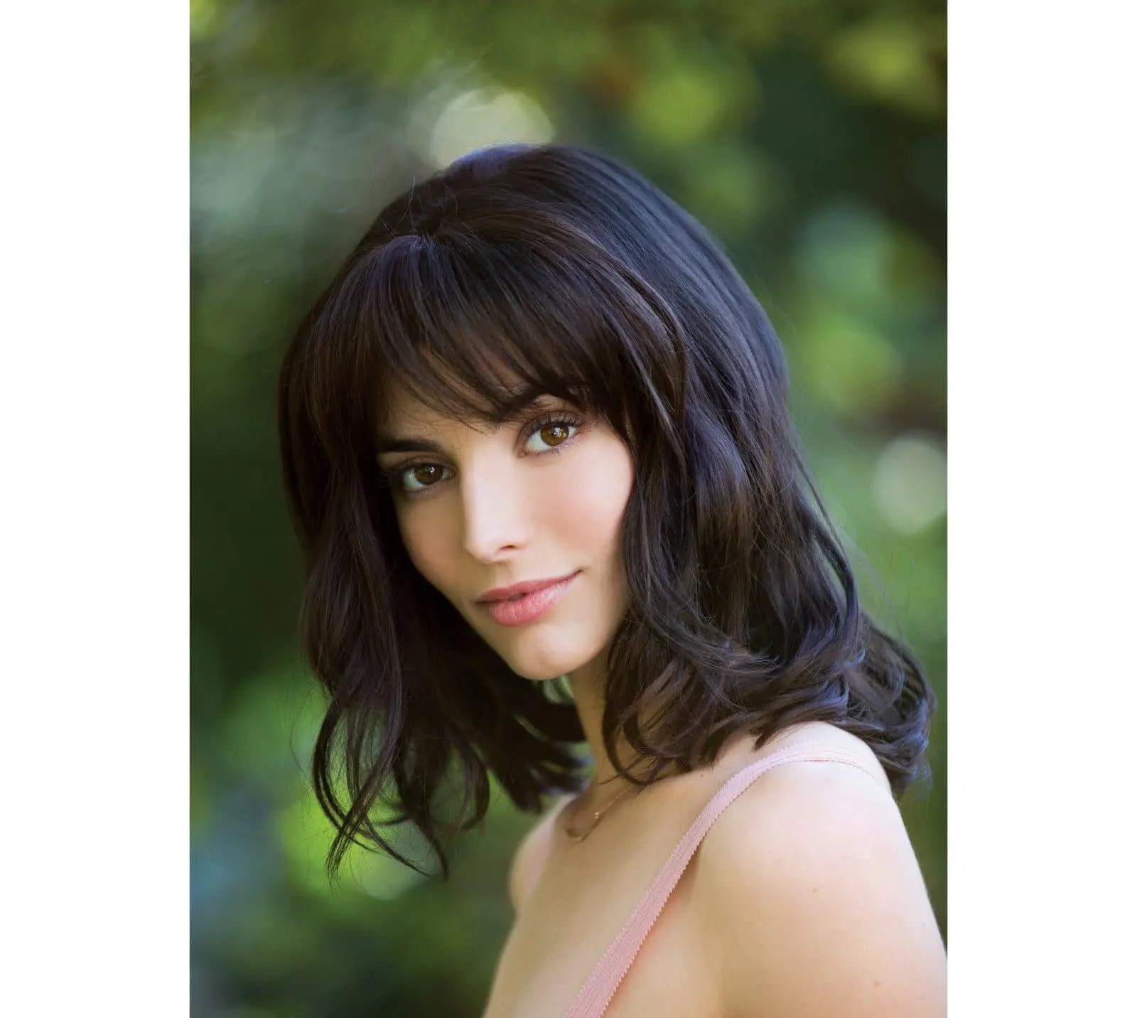 Fringe Flair Clip in Bangs by Rene of Paris | Amore Collection