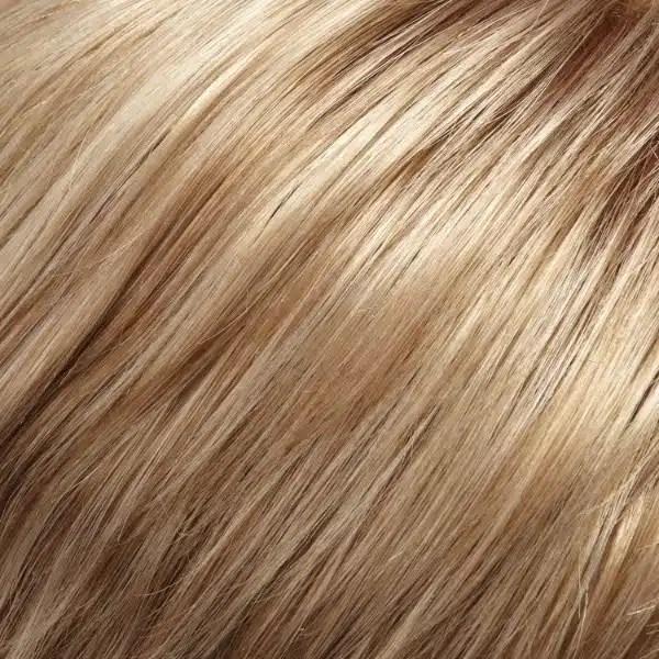 14/24 | Med Natural-Ash Blonde & Lt Natural Blonde Blend