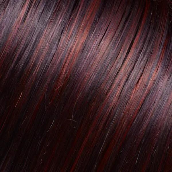 FS2V31V | Chocolate Cherry | Black/Brown Violet, Med Red/Violet Blend with Red/Violet Bold Highlights