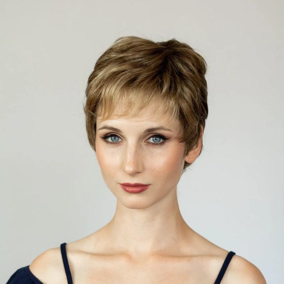 Air Wig by Ellen Wille