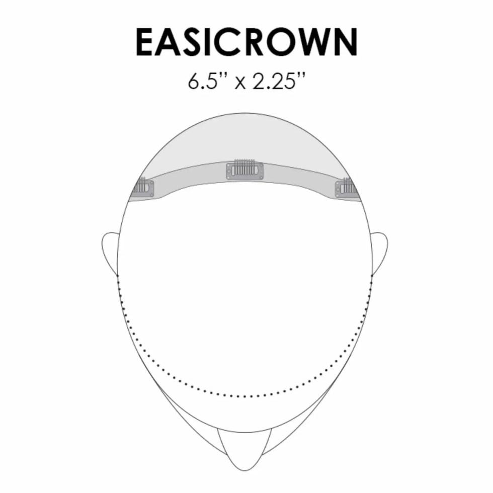 easiCrown Topper Piece by Jon Renau