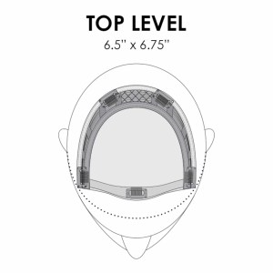 Top Level Piece Placement & Base Dimension