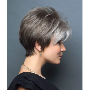 Samy Wig By Rene Of Paris In Sandy Silver