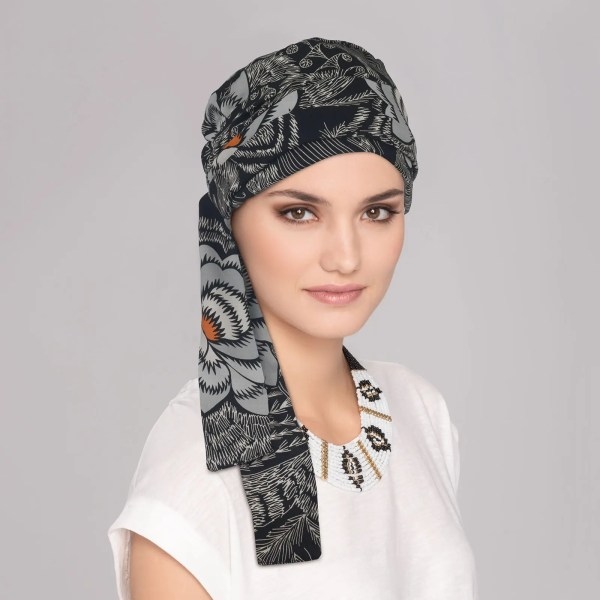 Ama Fina Headwear by Ellen Wille