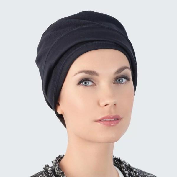 Motega Headwear by Ellen Wille in Black