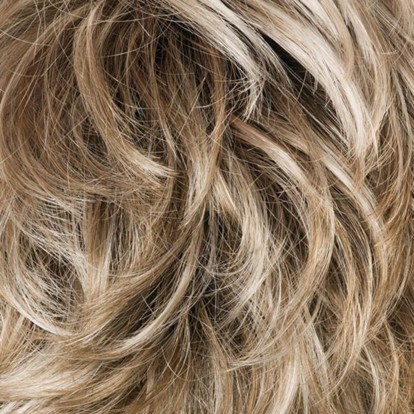 Blond Grey Root 17/101+Root18 Synthetic Wig Colour by Belle Madame