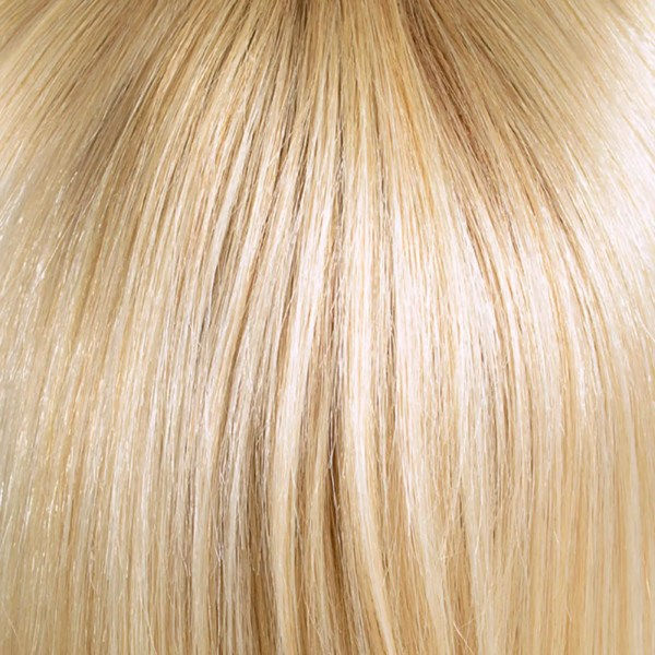 23A/26+Root16** Swedish Blond Root Human Hair Wig Colour by Belle Madame