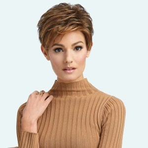 Advanced French Wig   Synthetic Lace Front (Mono Top)   29 Colours