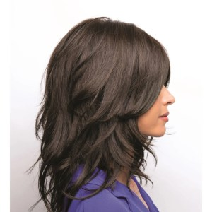 Hayden Wig By Amore In Dark Chocolate