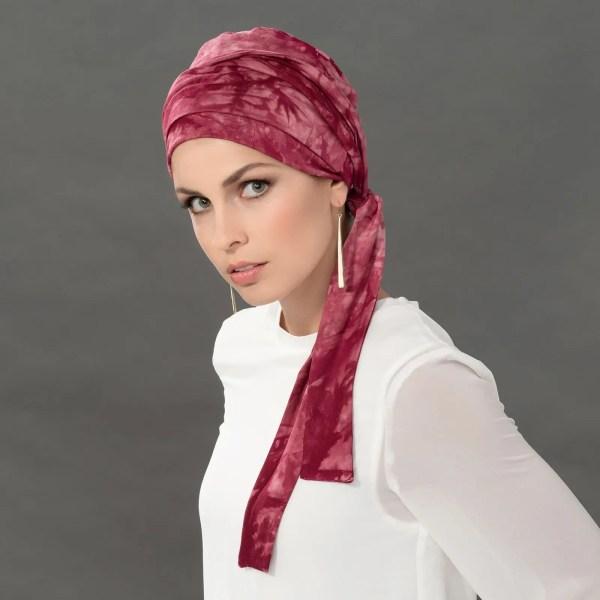 Paris Headwear by Ellen Wille in Marmor Rose