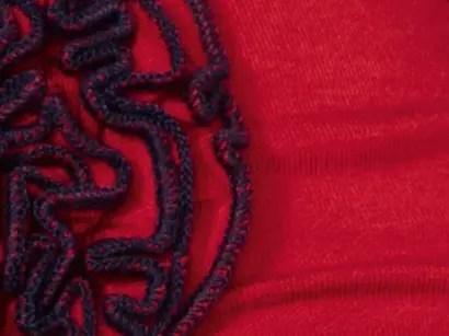 Flora Headwear by Ellen Wille in Red