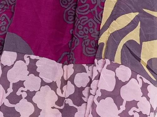 Toga Headwear by Ellen Wille in Malve Rose Sand