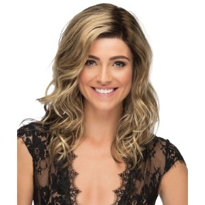 Alden Wig | Synthetic Lace Front (Mono Top) | 11 Colours