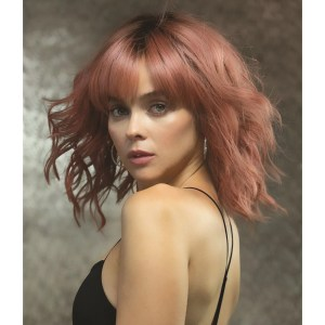 Breezy Wavez Wig | Synthetic (Basic Cap) | 7 Colours