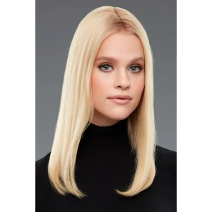 EasiPart 18″ Topper | Remy Human Hair (Mono Base) | 34 Colours