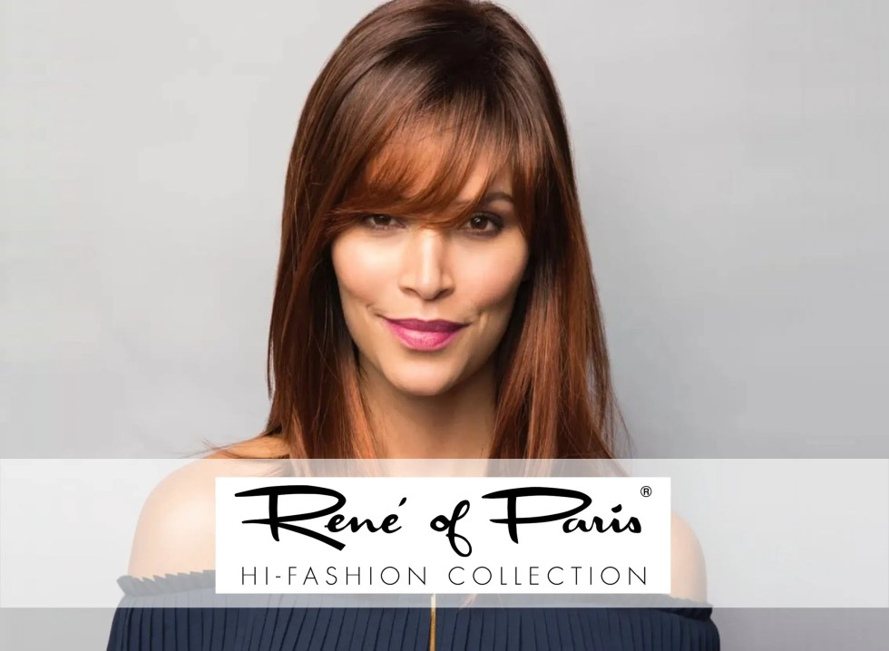 Rene of Paris Wigs available at HairWeavon in Ireland