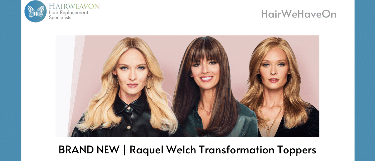 NEW Raquel Welch Hair Toppers