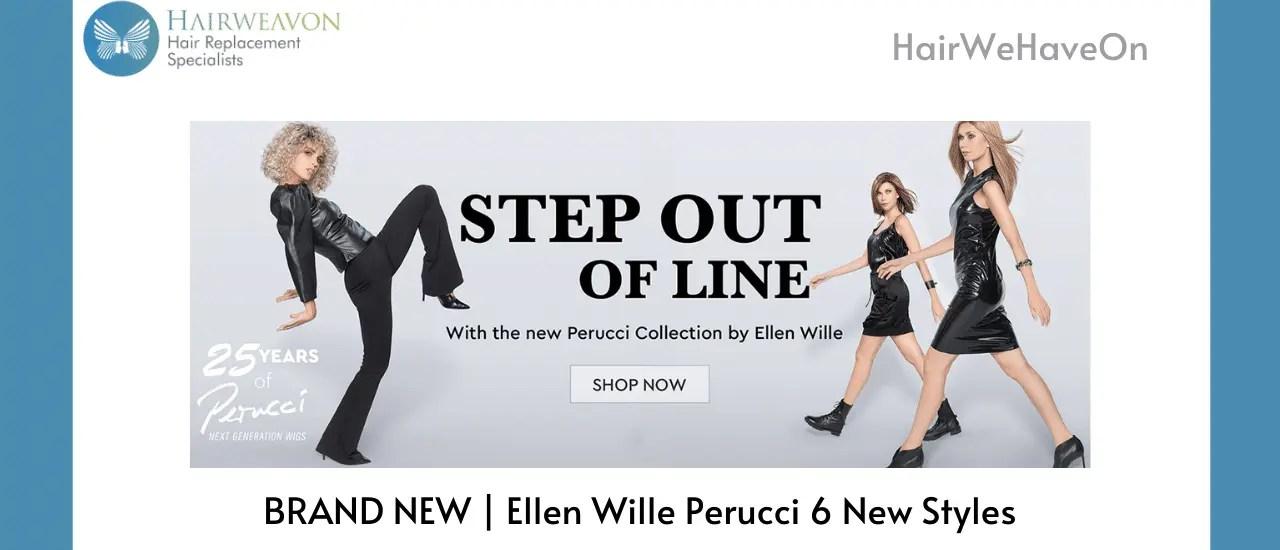 BRAND NEW | Ellen Wille Perucci 6 New Styles