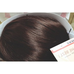 8 Wig Colour By Gisela Mayer