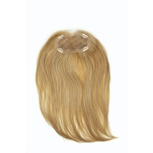 Light Cover Piece Ultra (Mono) | Synthetic Hair Topper | 19 Colours