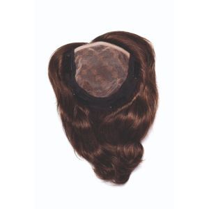 Magic Top B (Mono) | 100% Human Hair Topper | 6 Colours