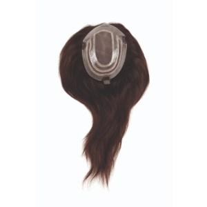 Top Filler Delia Mono | Remy Human Hair Topper | 12 Colours