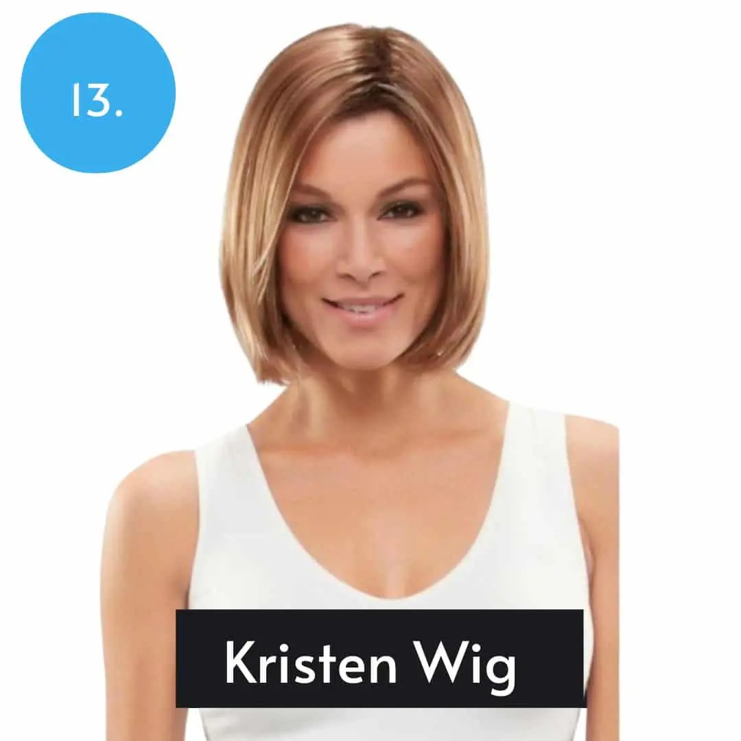 Kristen Wig By Jon Renau | Short Synthetic