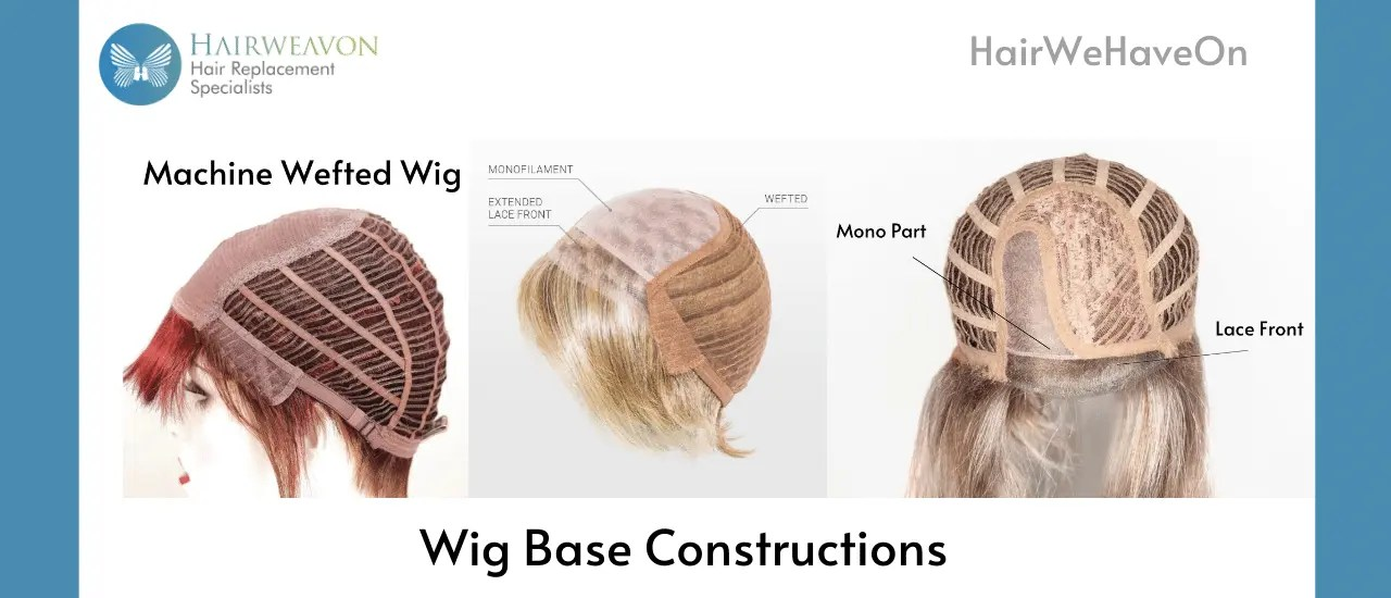 Wig Base Construction