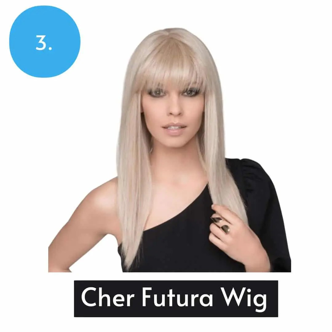 Cher Futura Wig By Ellen Wille | Long Synthetic