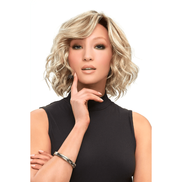 January Wig by Jon Renau   Hand Tied Synthetic Lace front
