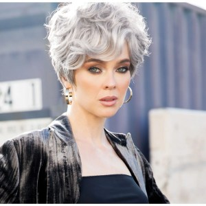 Max Wig | Synthetic Lace Front Wig (Mono Part) | 12 Colours