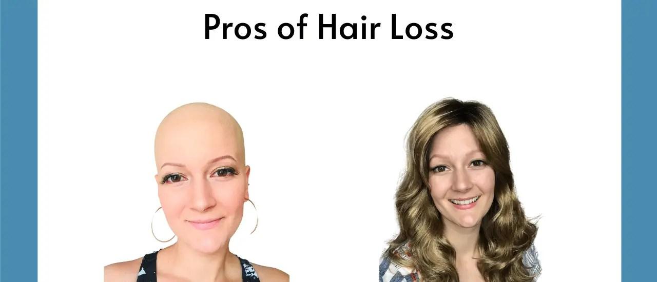 Pros Of Hair Loss - HairWeavon