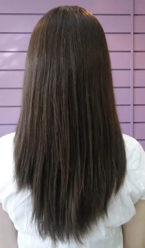 Stephanie human hair wig